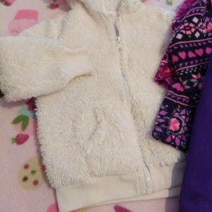 OshKosh B'gosh Shirts & Tops - GIRL 3T - BUNDLE OF 4 - COLDER WEATHER